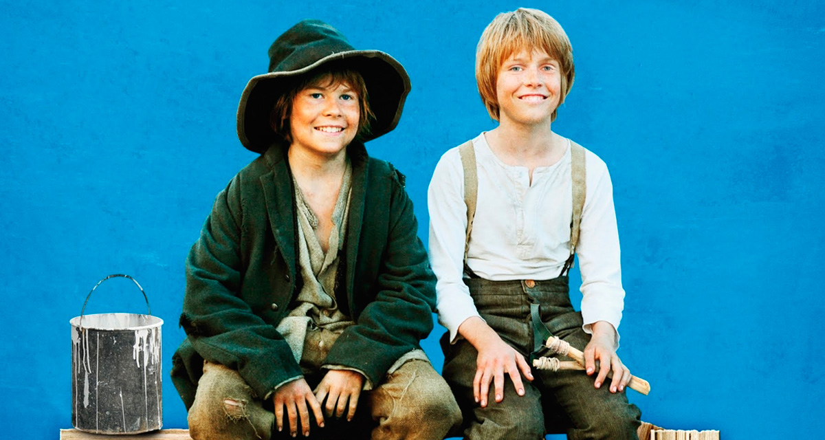 huckleberry finn actors The adventures of huckleberry finn study guide contains a biography of mark twain, literature essays, a complete e-text, quiz questions, major themes, characters, and a full summary and analysis of huck finn.